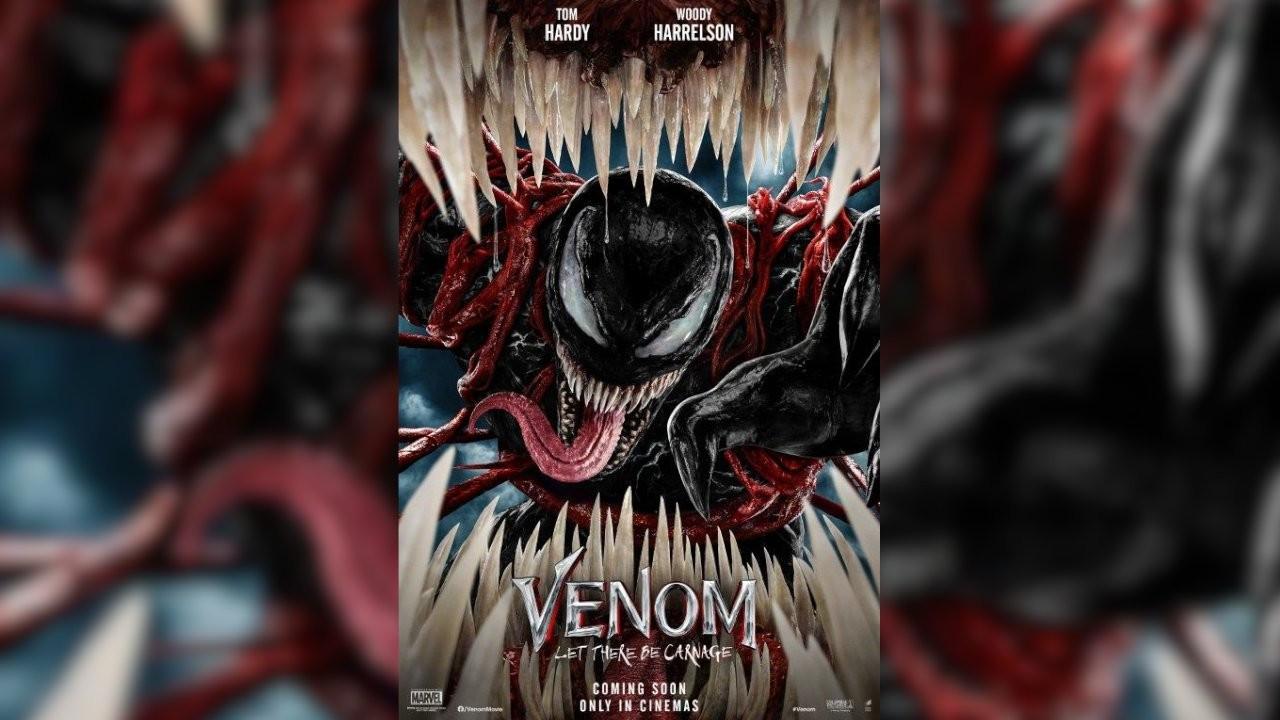 'Venom: Zehirli Öfke 2'den ilk fragman