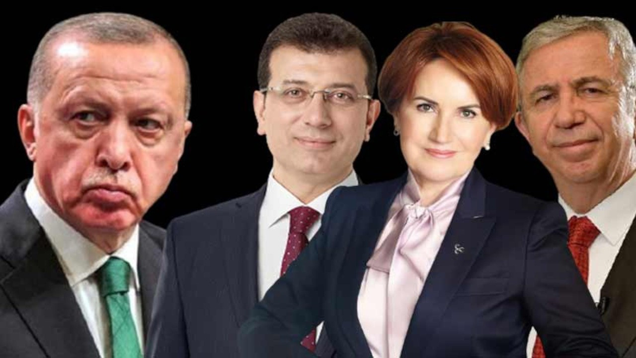 Türkiye Raporu: Erdoğan hangi aday karşısında ne kadar oy alıyor?