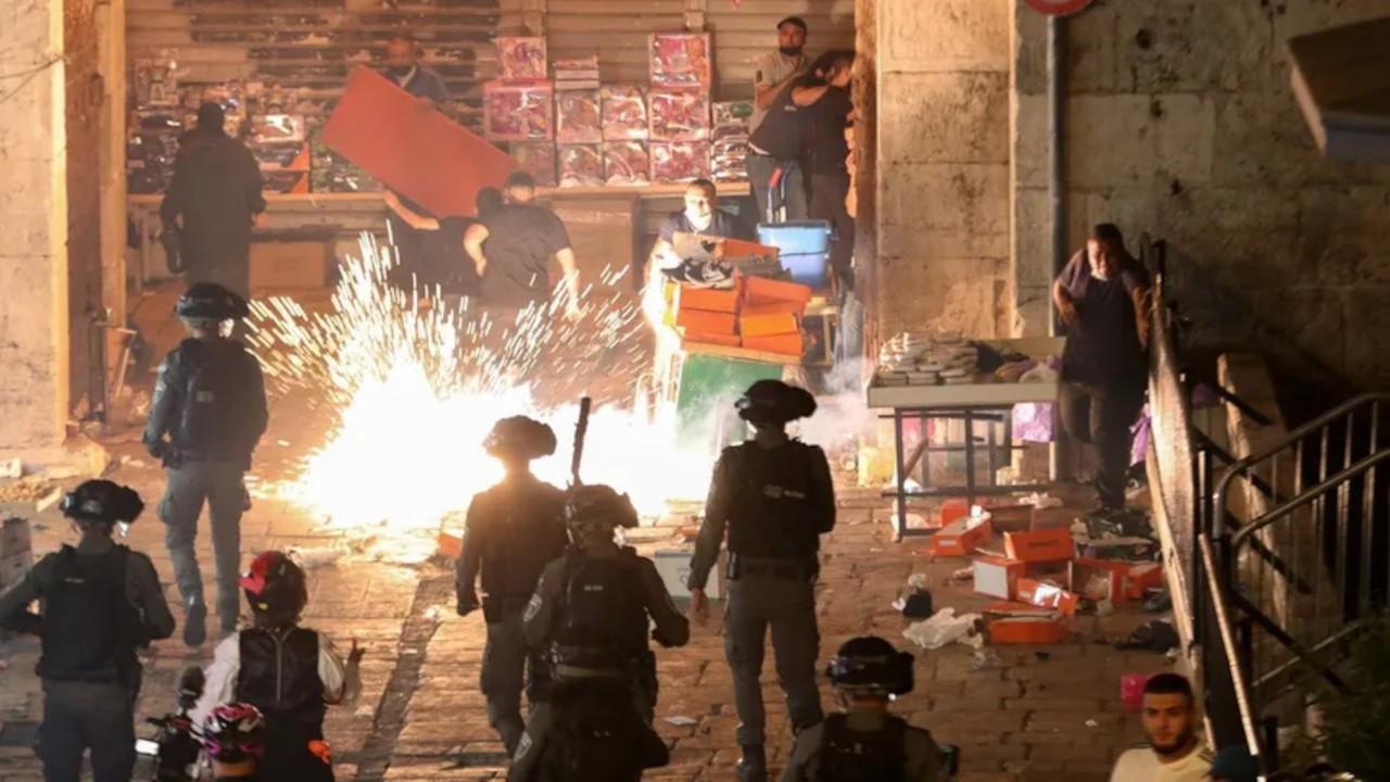 TİHV ve İHD'den ortak açıklama: İsrail polisinin zulmünü kınıyoruz