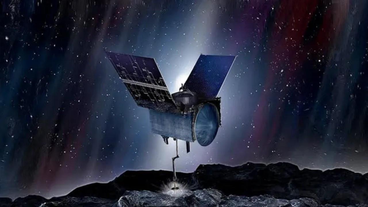 NASA'nın asteroide gönderdiği uzay aracı 2 yıl sürecek dönüş yolunda