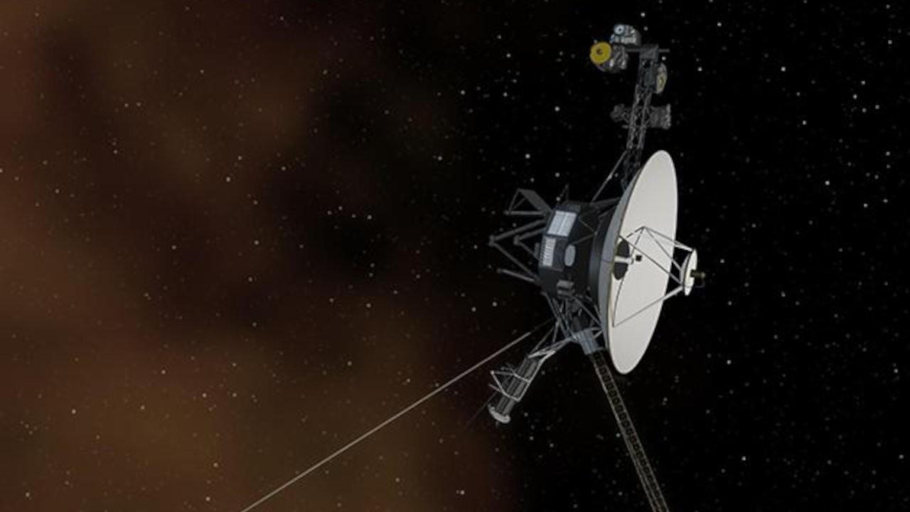 Voyager-1 uzay aracı 22 milyar kilometre uzaklıktaki sesleri gönderdi