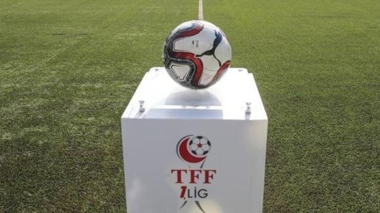 TFF 1. Lig play-off programı değişti