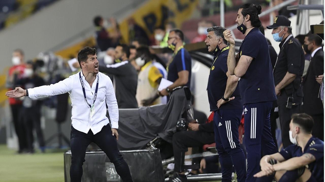 Fenerbahçe artık evinde vuruluyor