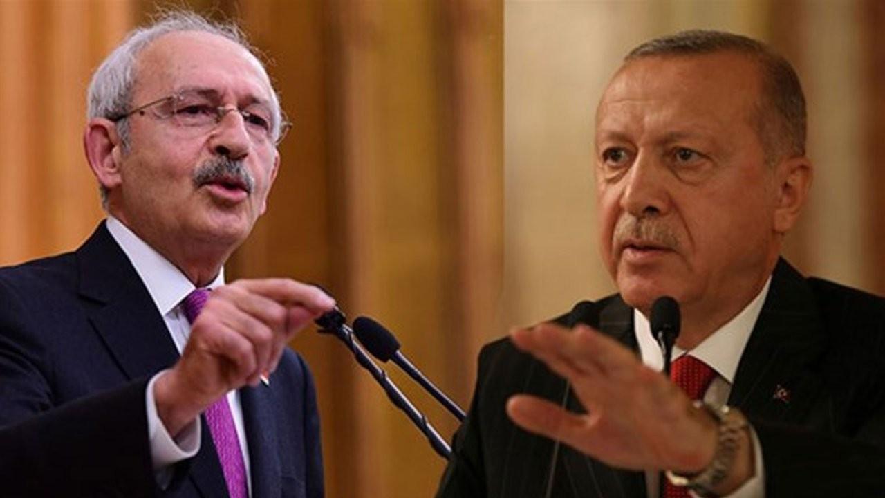 Son anket: Kılıçdaroğlu, Erdoğan'ı geçti...