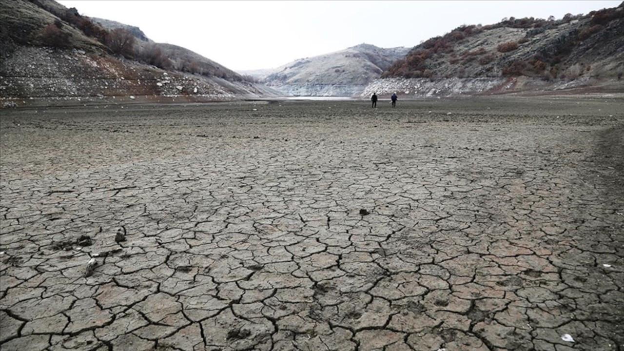 Türkiye'nin üç bölgesinde olağanüstü kuraklık yaşandı