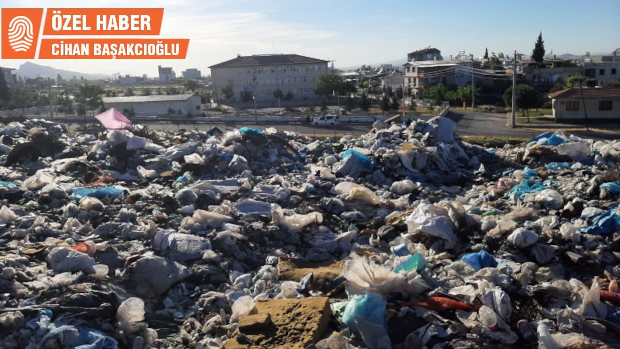 Salihli'nin çöp isyanı: Nefes alamıyoruz