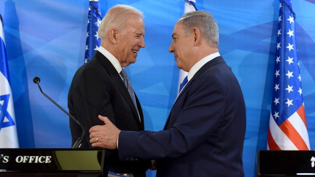 'Biden İsrail'in kendini savunma hakkını ve ateşkesi destekliyor'