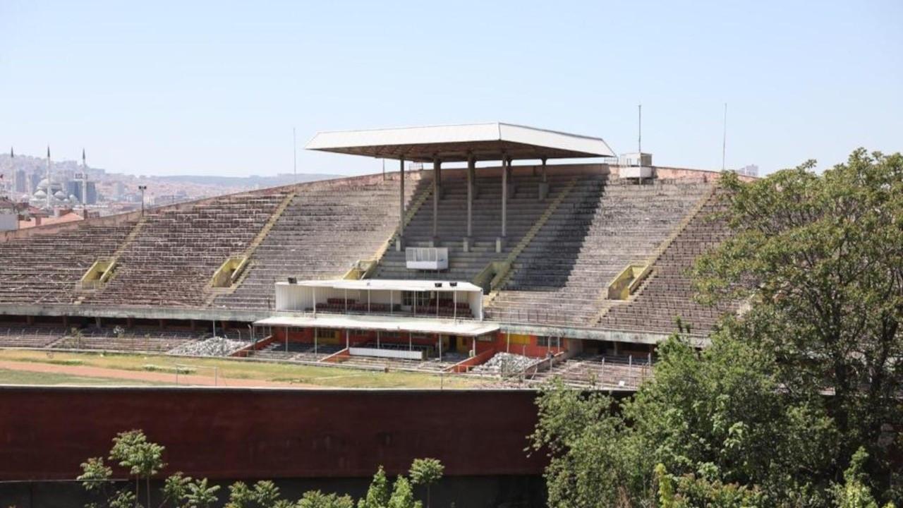 'Cebeci Stadyumu'nun koltukları söküldü, kent hafızası yok ediliyor'