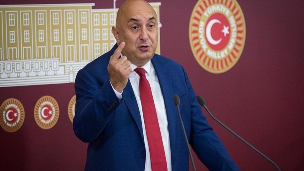 CHP'li Engin Özkoç'tan Süleyman Soylu'ya: Ağzını yıka