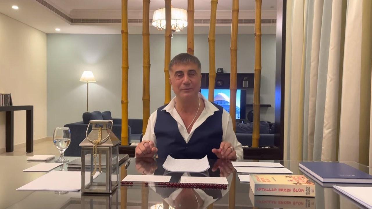 Sedat Peker, Süleyman Soylu'yu hedef aldı: Koruma polisimi o verdi