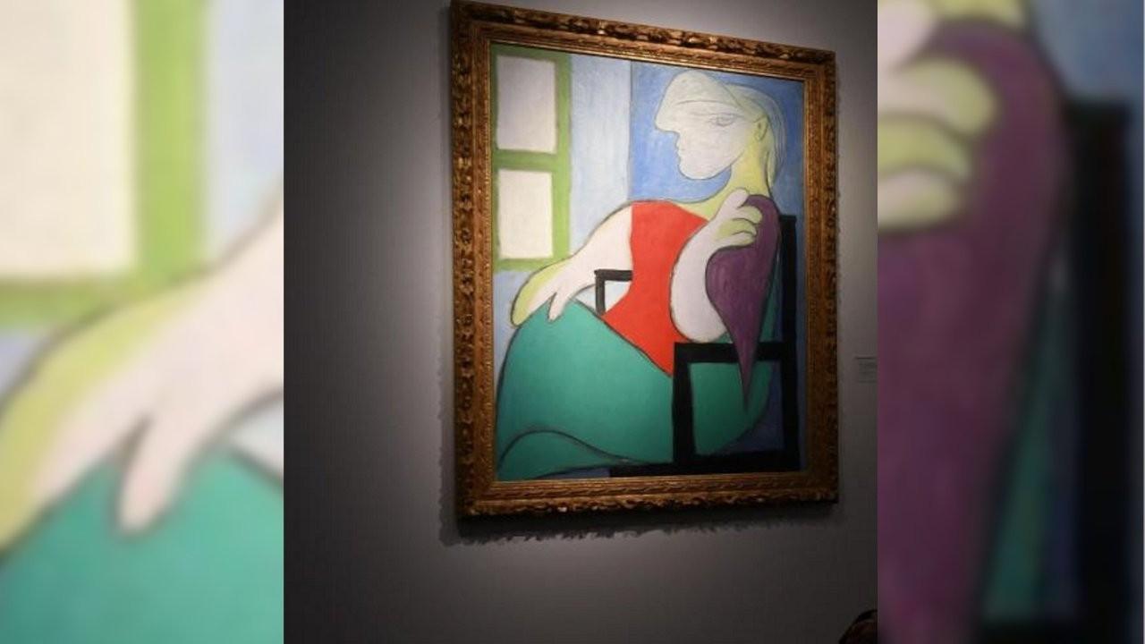 Picasso tablosu 103 milyon dolara satıldı