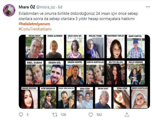 Erdoğan 'helallik' istedi, sosyal medya kullanıcıları 'helal etmedi' - Sayfa 4
