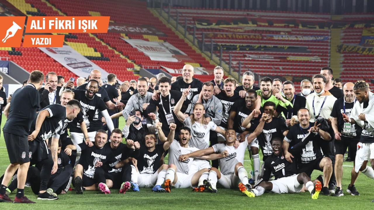 Kazanmak isteyenlerin kazananı Beşiktaş