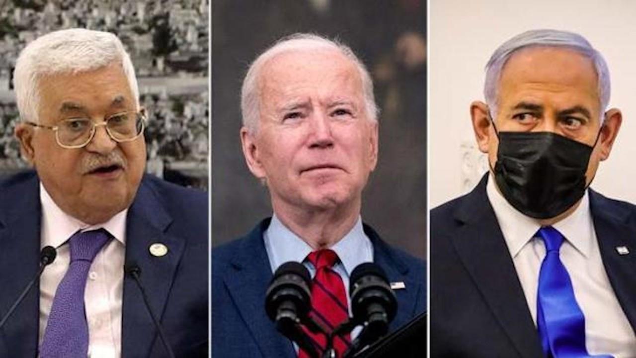 ABD Başkanı Biden, Netanyahu ve Abbas ile telefonda görüştü