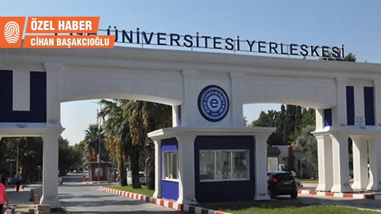 Ege Üniversitesi'nde 6 yıllık soruşturma: Mezunlara da ceza