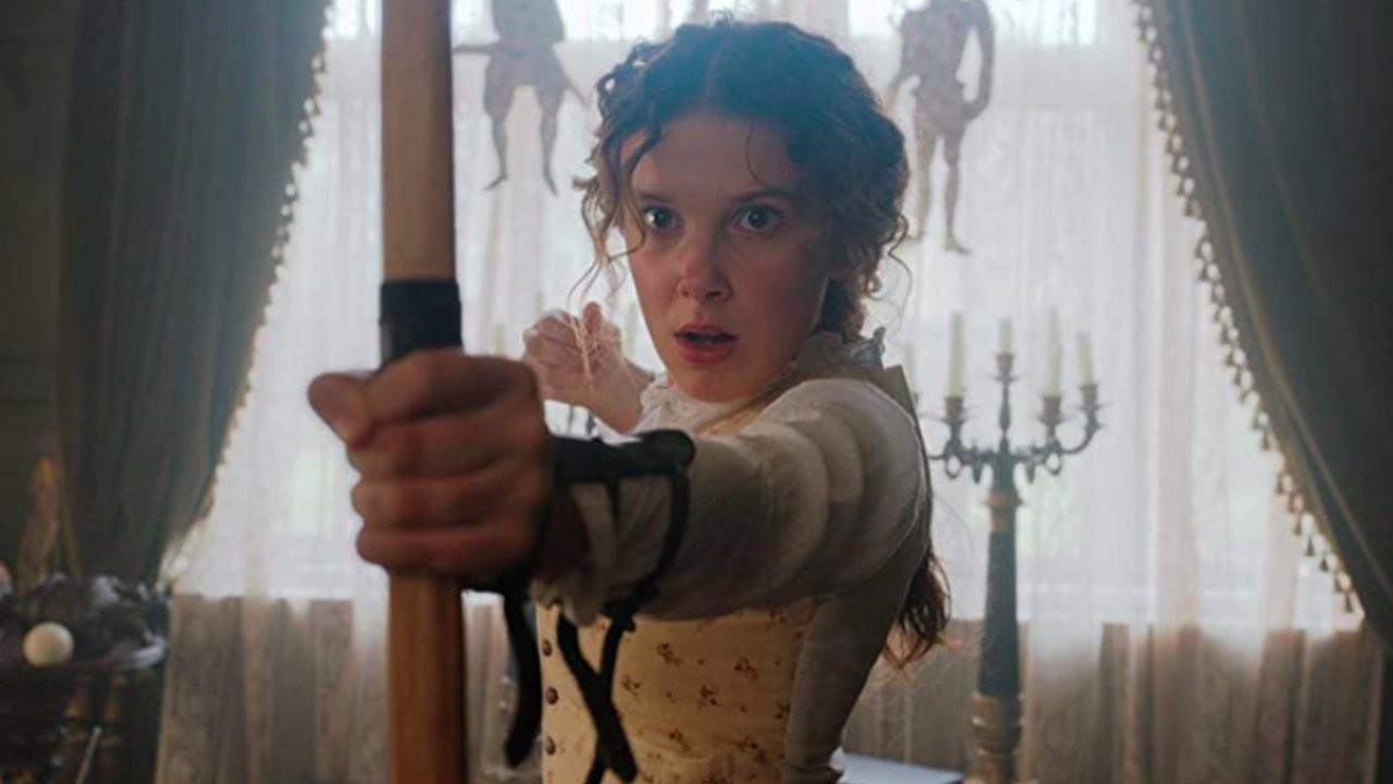 Netflix duyurdu: Enola Holmes 2 geliyor