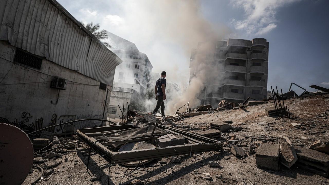 'İsrail saldırıları sonucu 145 Filistinli öldü, 1100 kişi yaralandı'