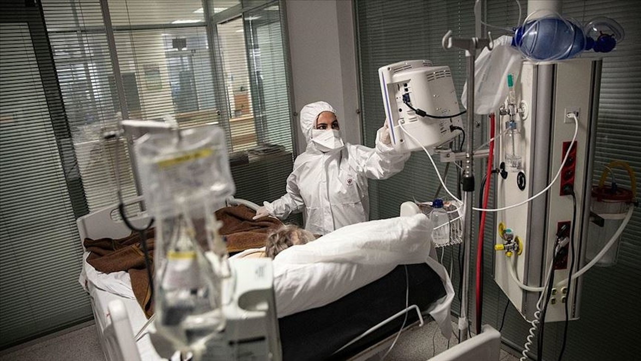 Covid-19 salgınında son 24 saat: 6 bin 76 yeni hasta 75 vefat etti