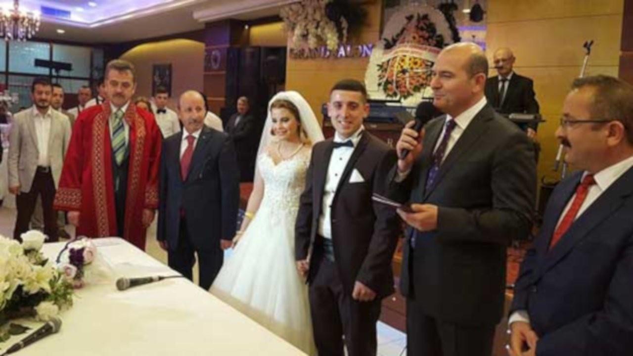 CHP'li Bülbül'den Süleyman Soylu'ya Sedat Peker soruları: Nikah fotoğrafı doğru mu?