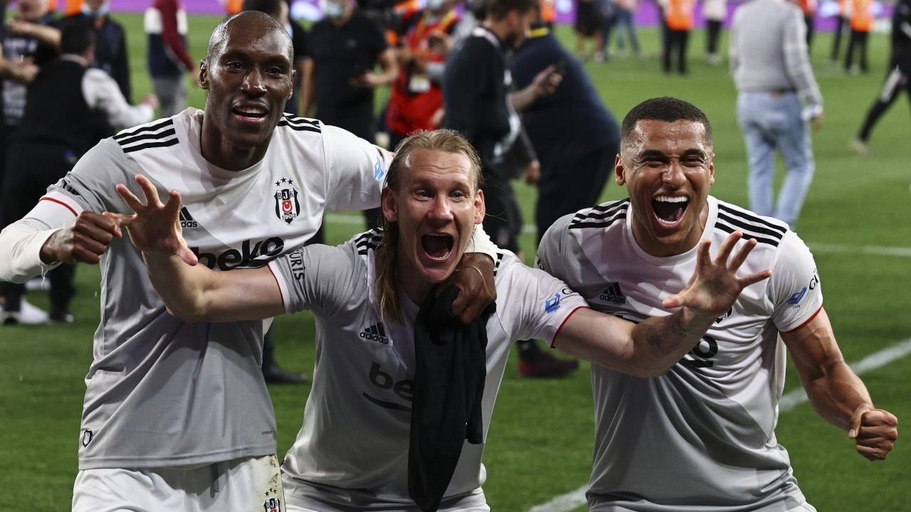 Beşiktaş Kulübü: Yeniden Devler Ligi'ndeyiz