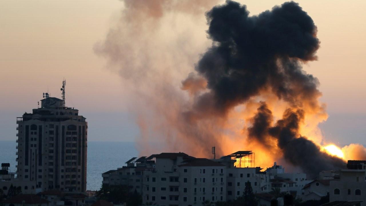 İsrail Hamas lideri Yahya Sinwar'ın evini vurdu