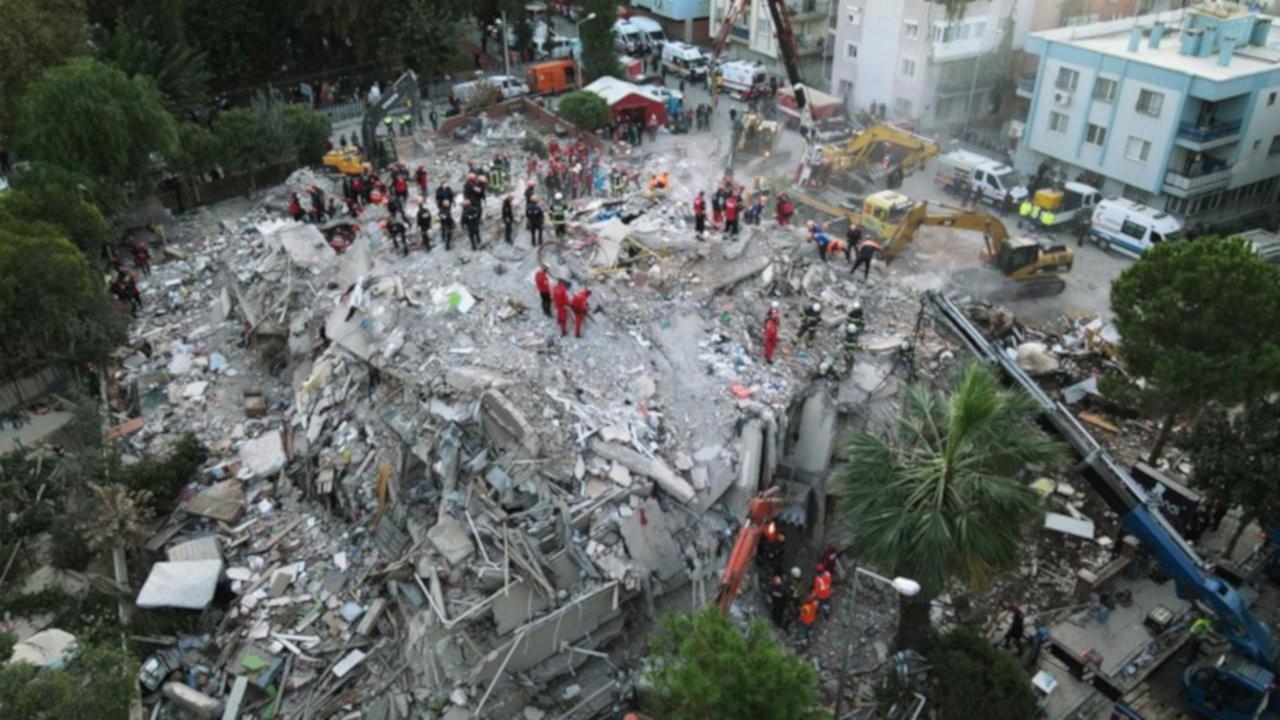 İzmir'de deprem sonrası planlara tepki: Sermaye yararına uygulamalar