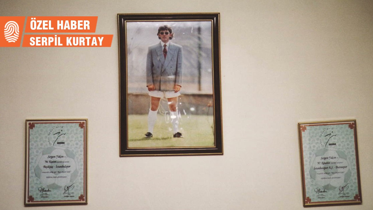 Kilyos'tan Beşiktaş'a uzanan öykü: Bir Sergen Yalçın portresi