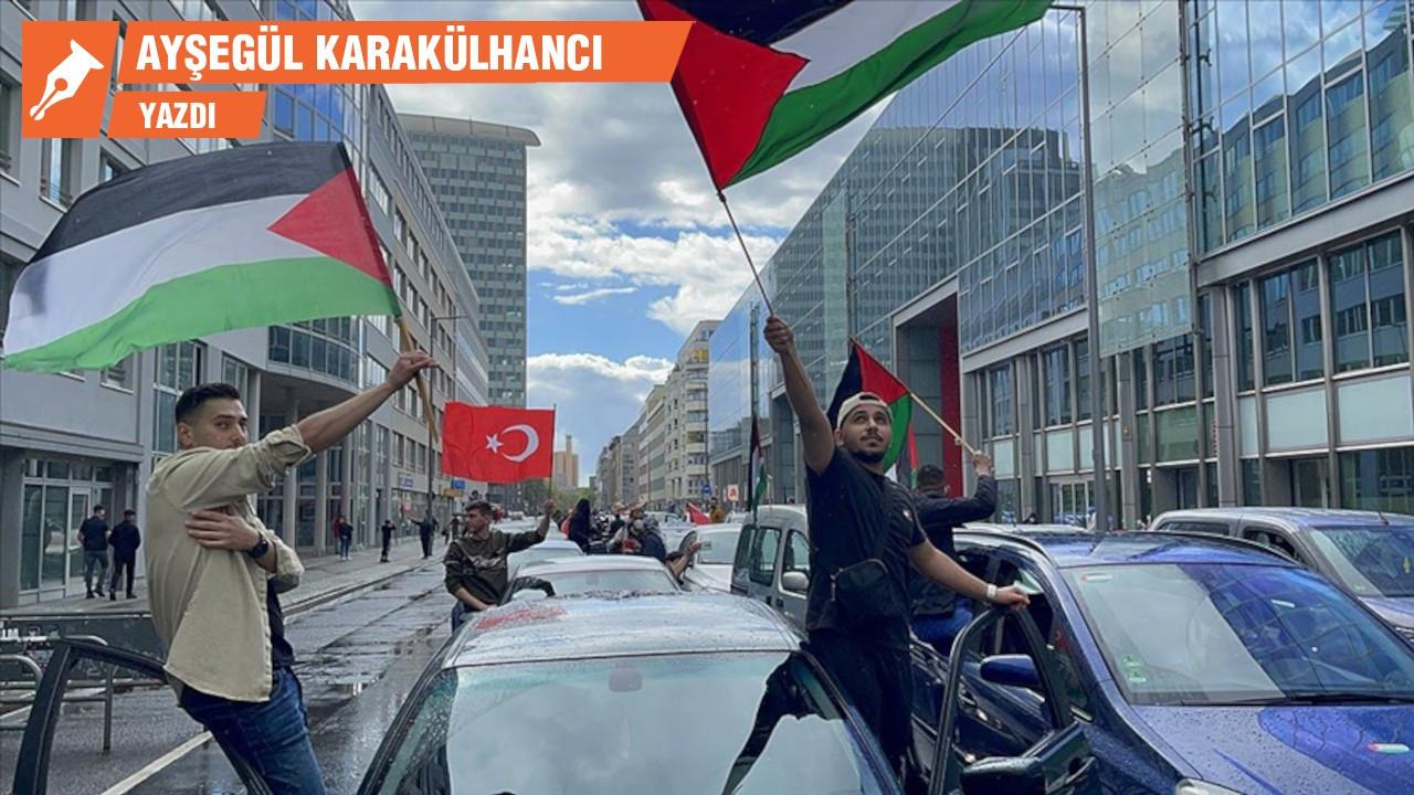 Almanya'nın İsrail'le ilişkisi Türkiye kadar tarihsel