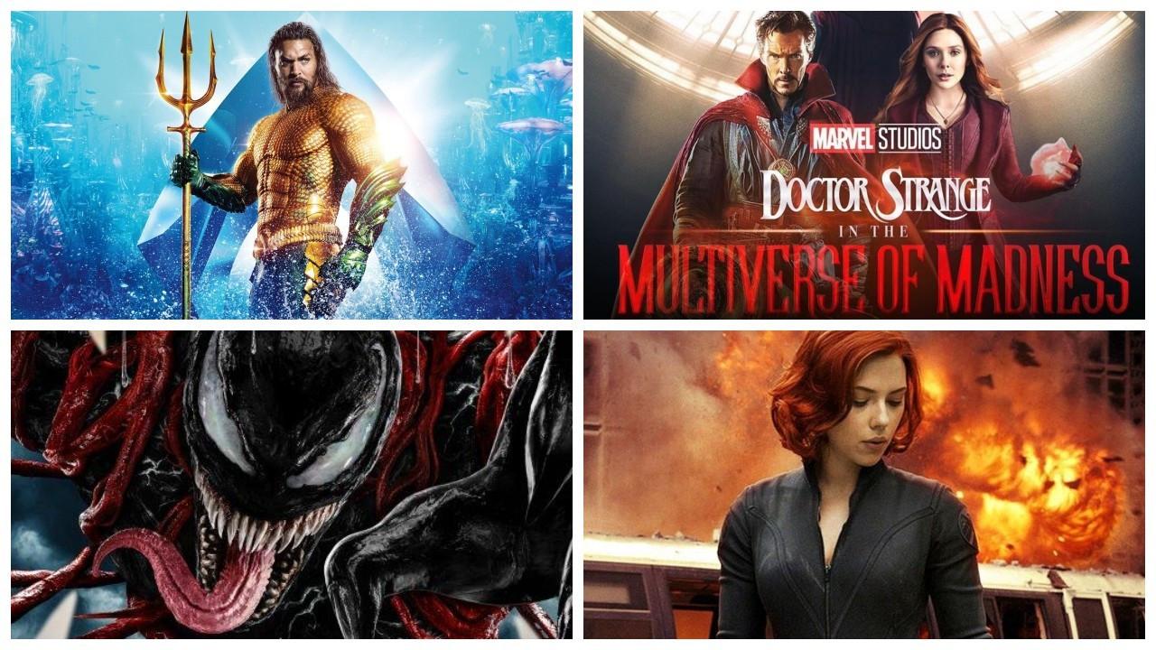 Collider derledi: Üç sene içinde vizyona girecek DC ve Marvel filmleri