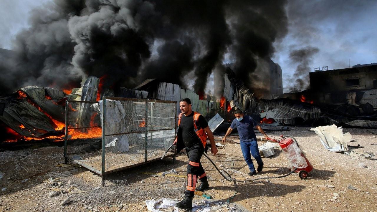 Gazze'de ölü sayısı 198'e yükseldi: Her saat başı 3 çocuk yaralanıyor