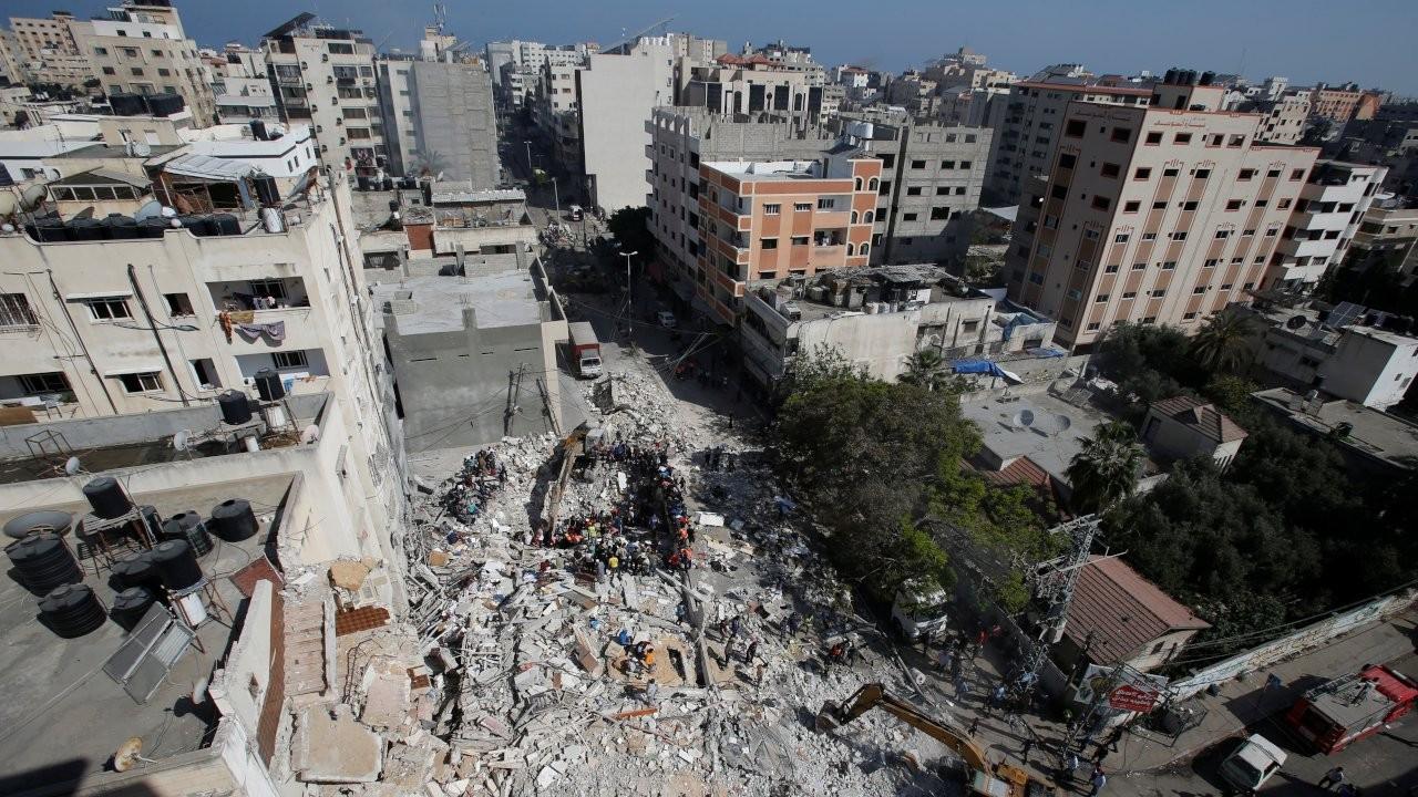 Filistin Yönetimi'nden BM'ye çağrı: İsrail'e yaptırım ve ambargo uygulansın