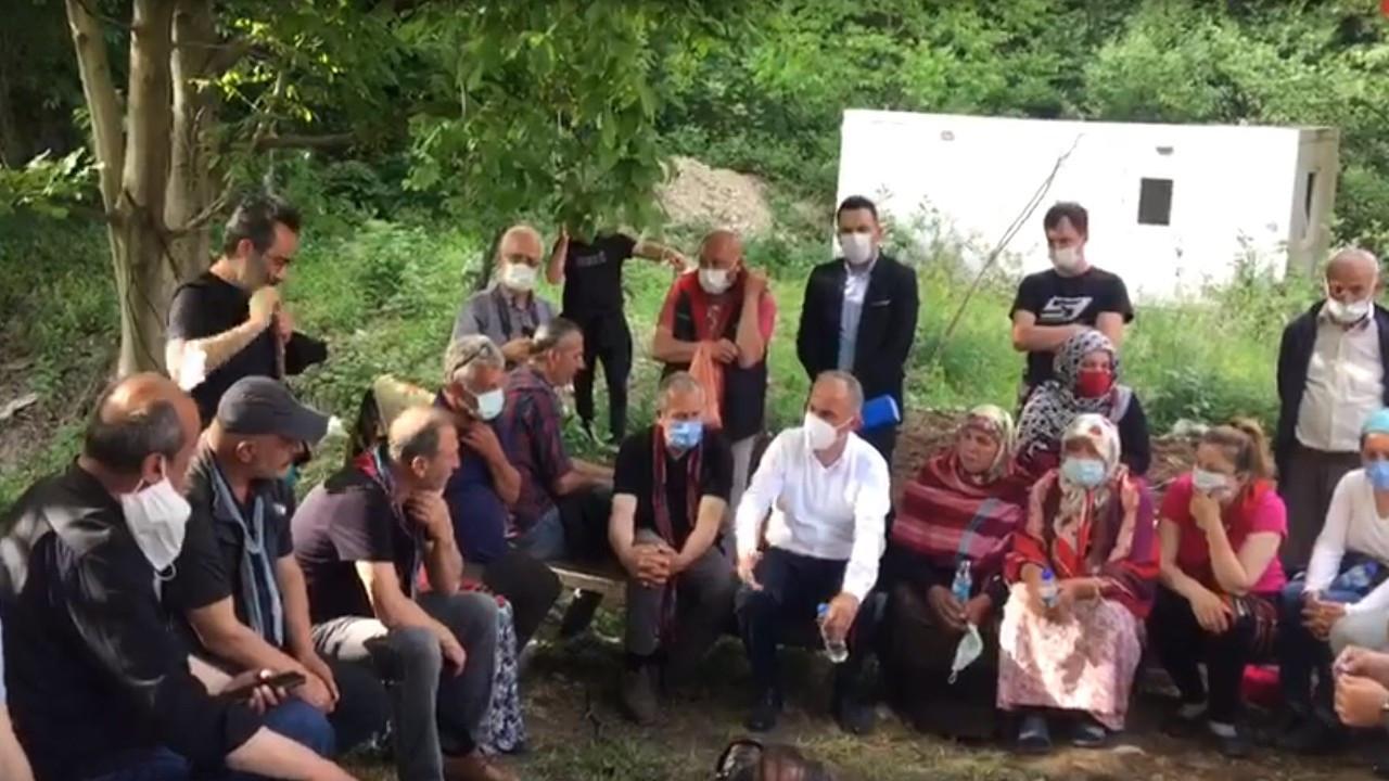 İkizdere: AK Partili ve MHP'li başkanların 'ikna turu' sonuçsuz kaldı