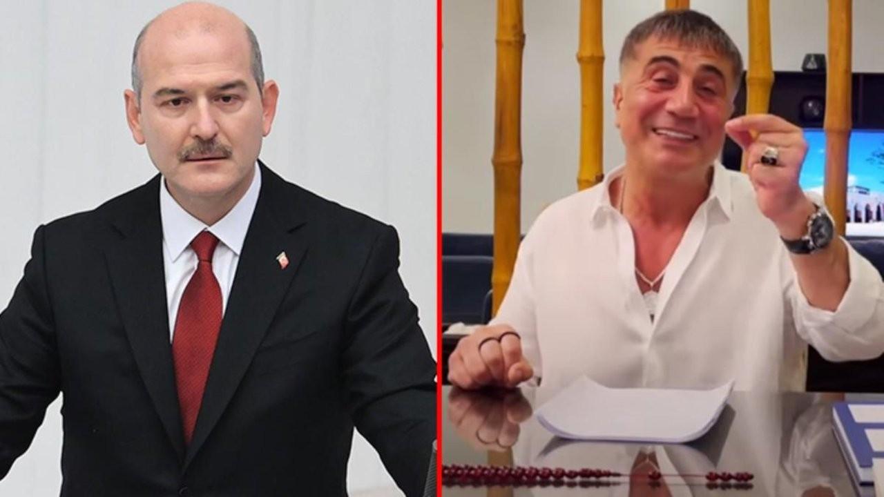 Süleyman Soylu, Sedat Peker'in iddialarının araştırılmasını istedi