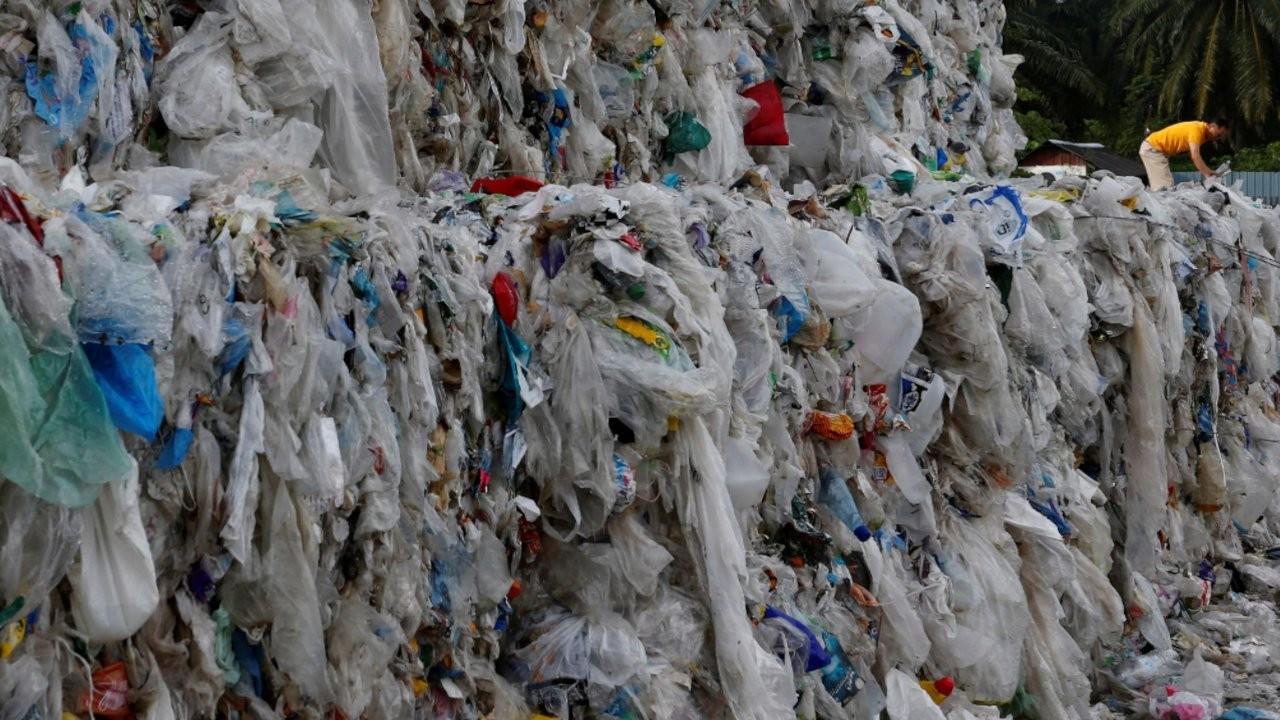 'İngiltere'deki plastik atıkların yüzde 40'ı Türkiye'ye ihraç edildi'
