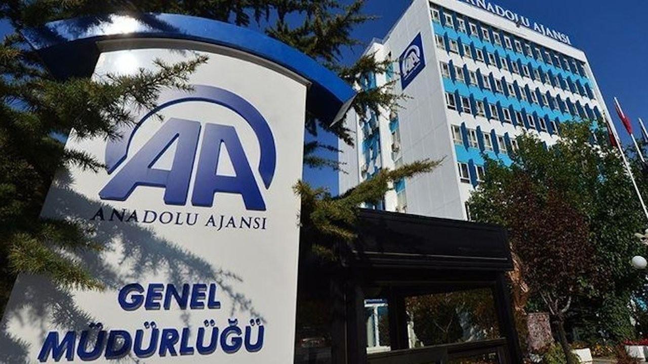 Anadolu Ajansı'na Sabah'tan yönetici