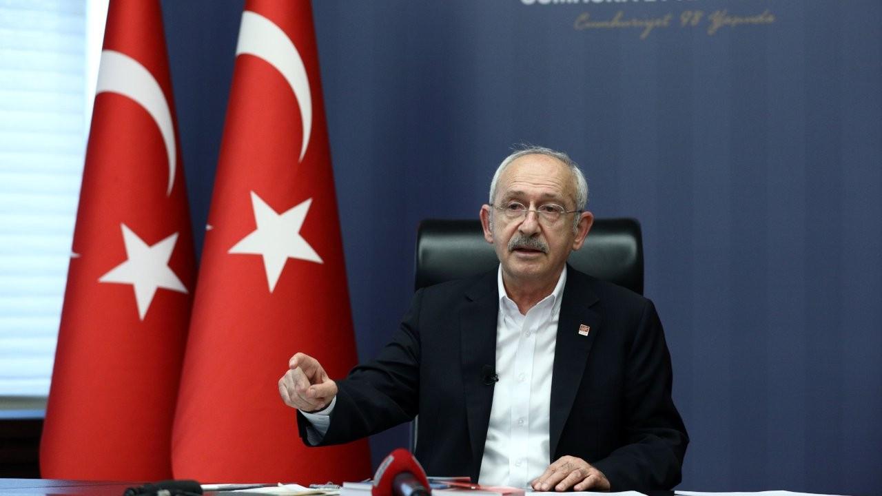 Kılıçdaroğlu: Cumhur İttifakı'nın üçüncü ortağı ortaya çıktı