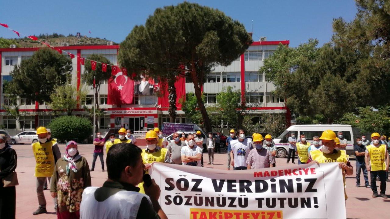 Somalı madenciler: Hakkımız ödenmezse haziranda Ankara yolundayız