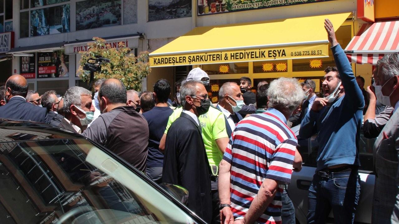 İYİ Parti: Halk provokasyonlara kredi açmamakta kararlı