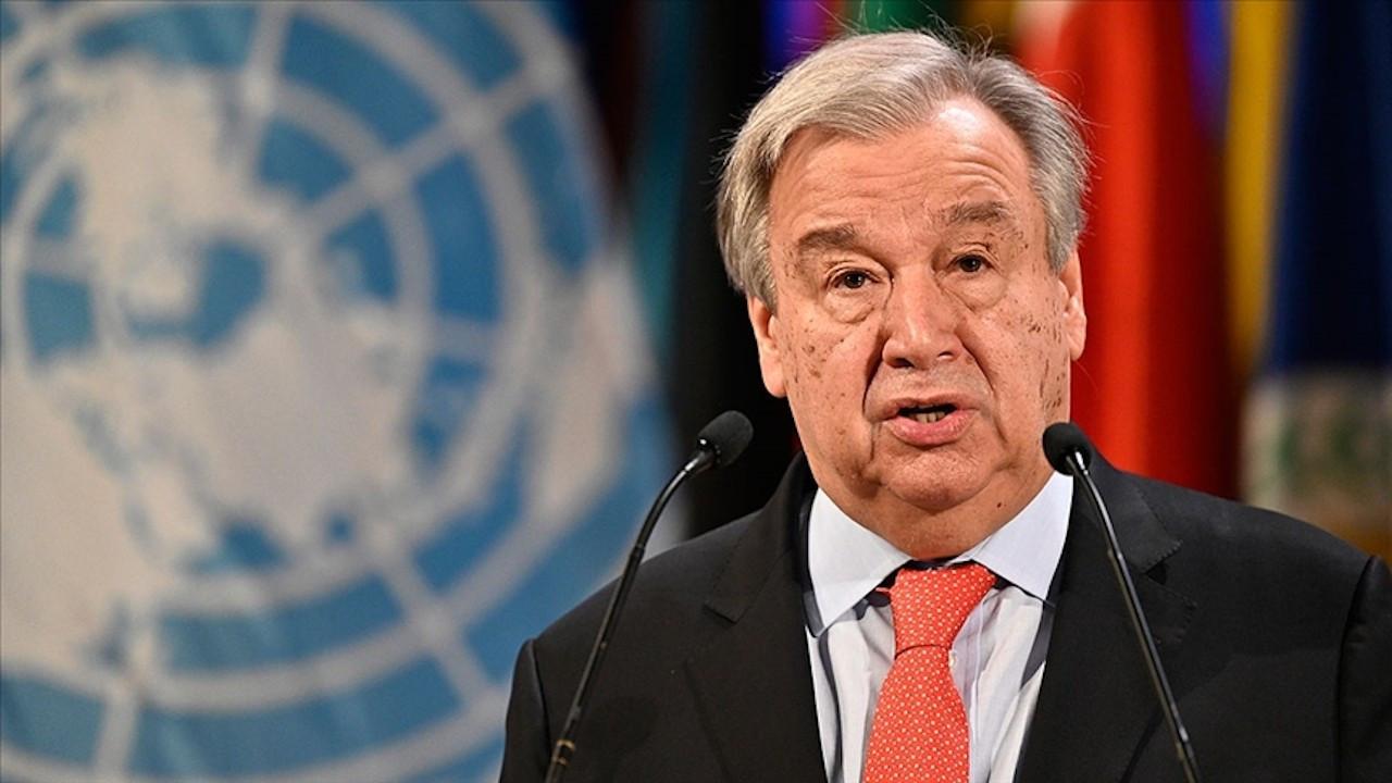 BM'den Maraş tepkisi: Kaygı verici