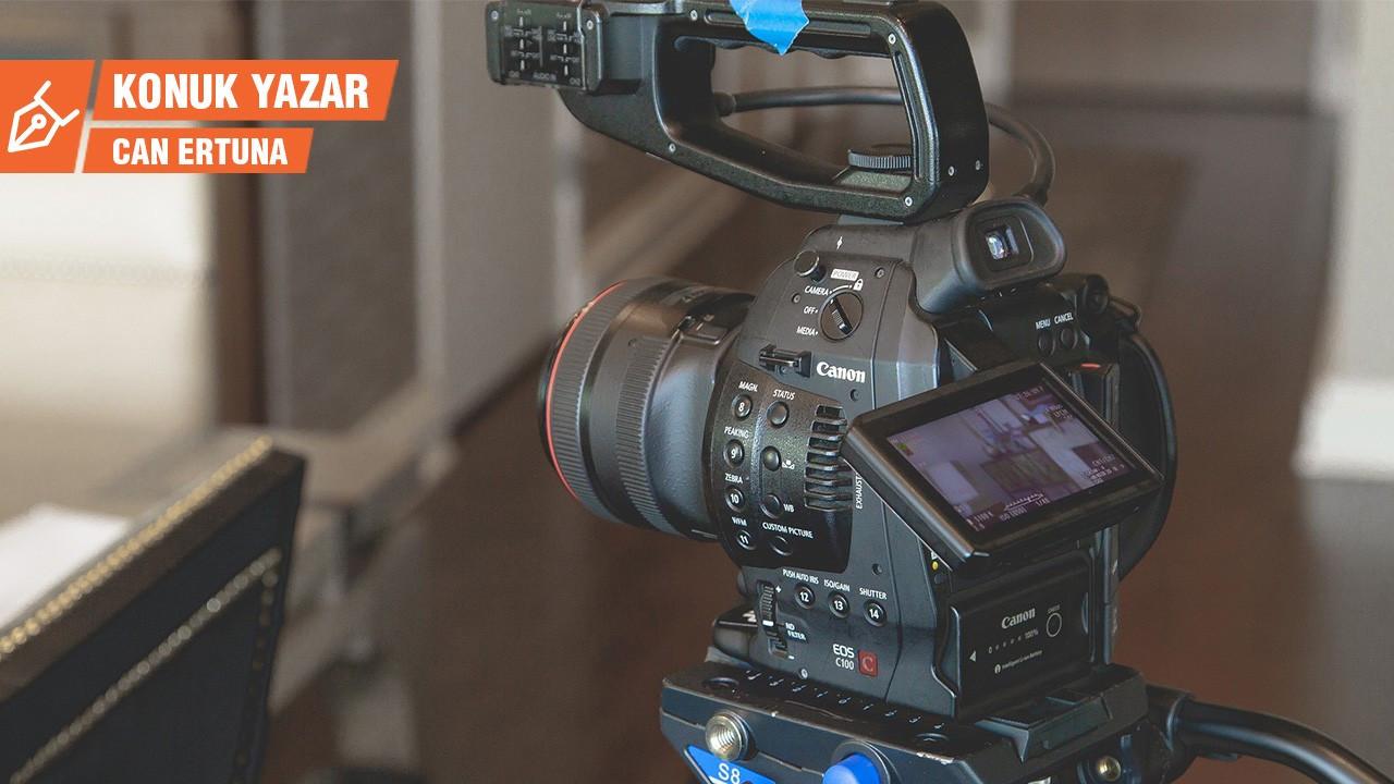 Bir kamera, bir tripod neleri değiştirir?