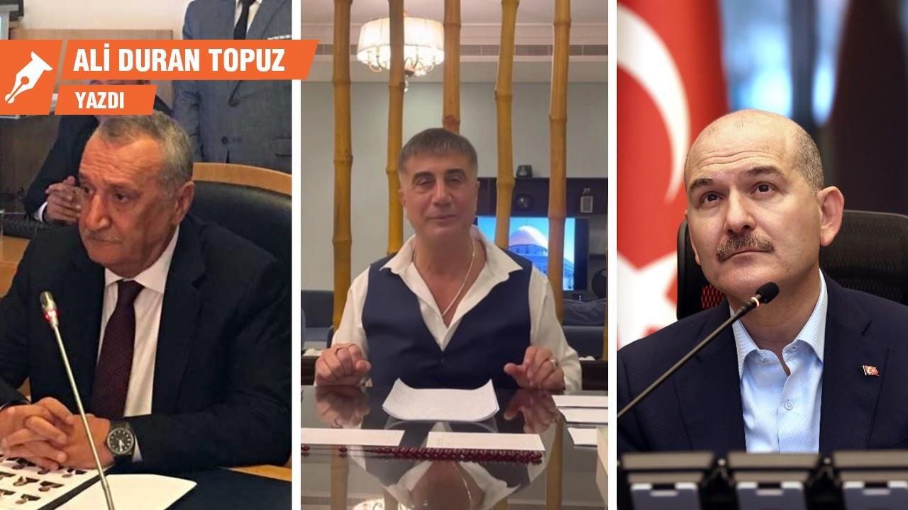 Kim siyasetçi kim mafya: Sedat Peker'in aşçıları