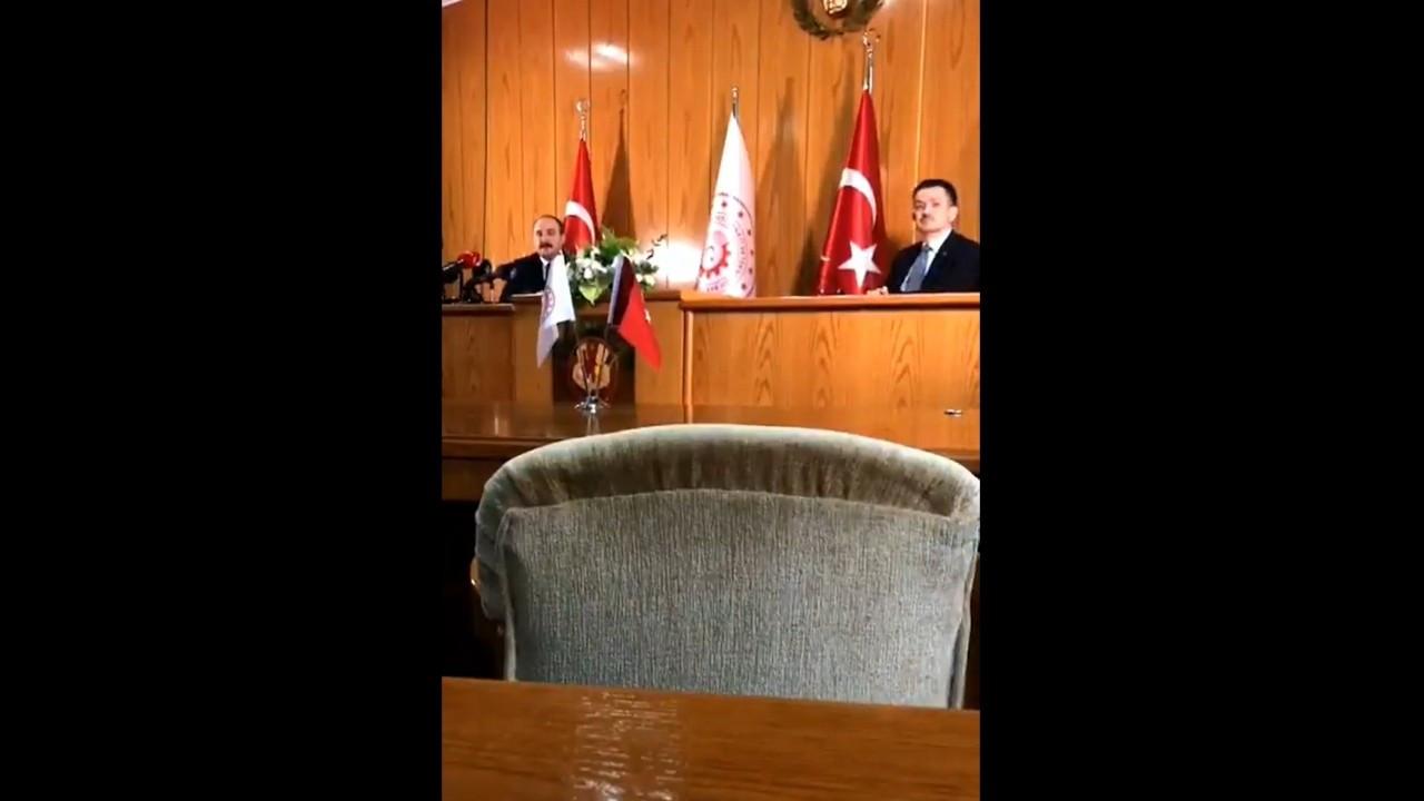 AA muhabirinden bakanlara Soylu sorusu: AK Parti, Soylu'dan daha mı küçük?