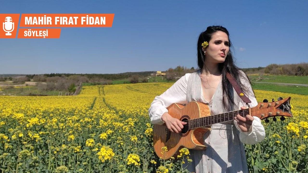 Kürt müziğinde yeni soluk: Ruken Yılmaz