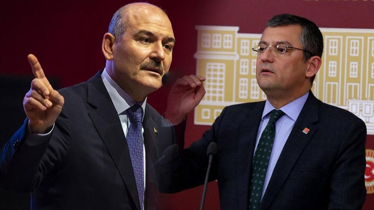 CHP'den Soylu'ya cevap: 'Suçişleri Bakanı'