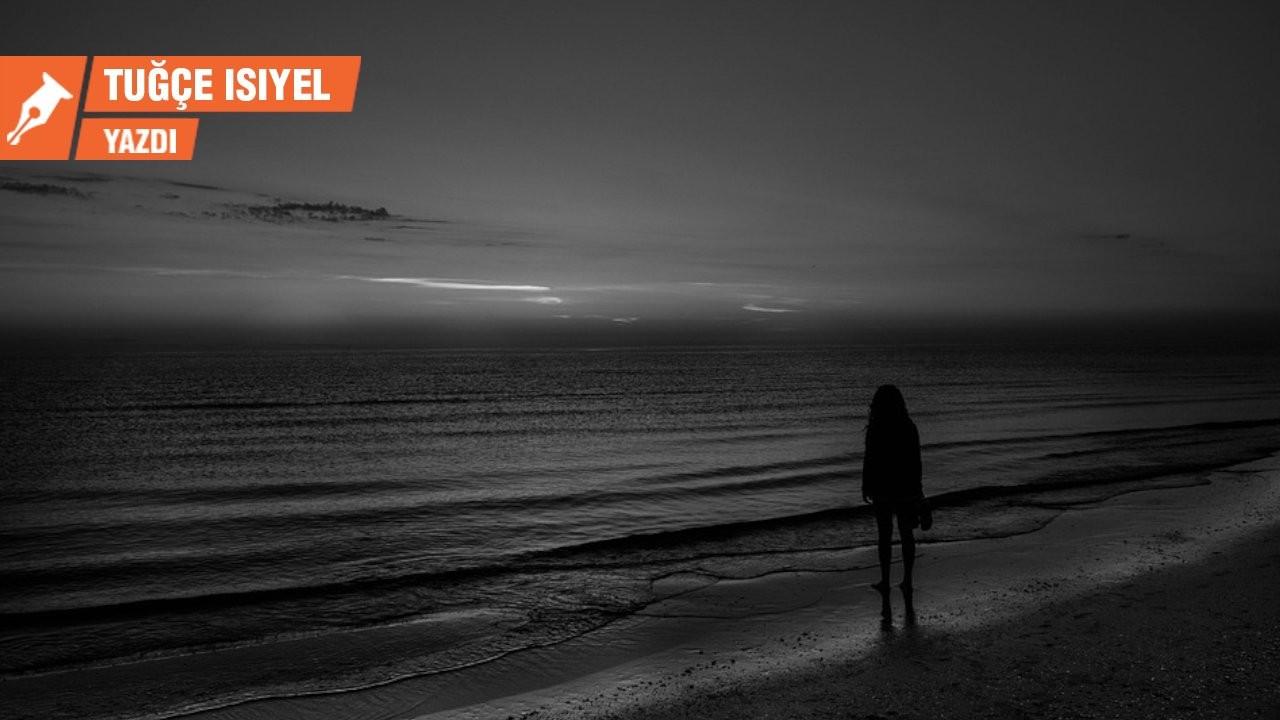 Salyalı denizler, huzursuz ruhlar