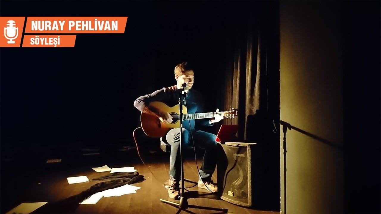 Barış Yıldırım: Diyarbakır ancak aşk ve bahar şarkılarında susar