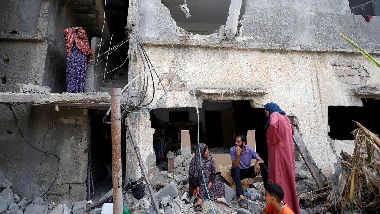 BM: Gazze'de ateşkesin ardından 66 bin Filistinli evlerine dönüyor