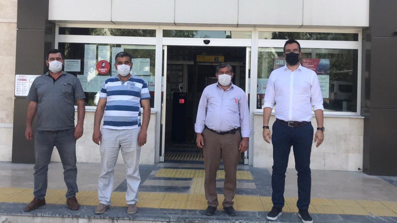 Köylüler taş ocağına karşı: AK Parti kapımıza oy için gelmesin