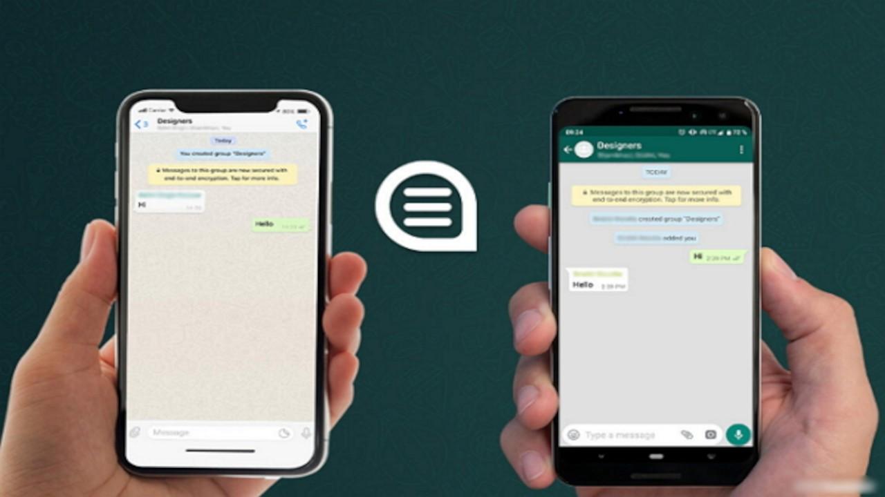 WhatsApp'a Android-iOS arası aktarma özelliği geliyor