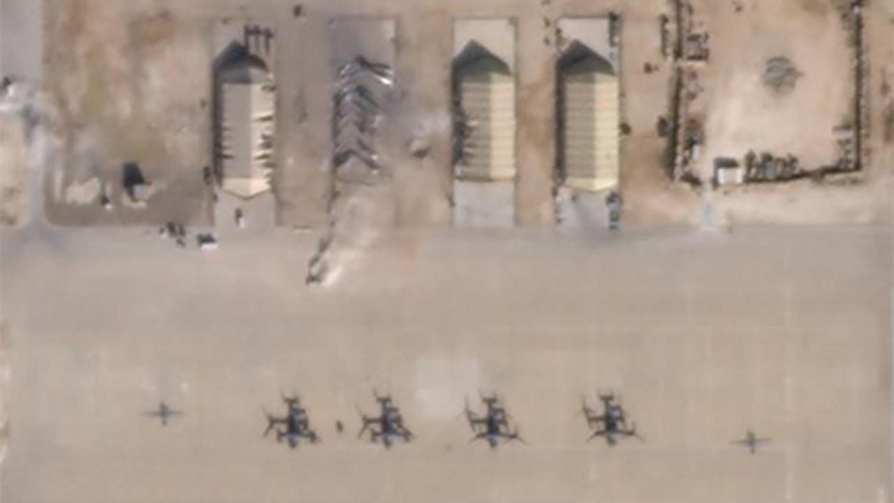 Irak'ta ABD askerlerinin bulunduğu üsse roketli saldırı